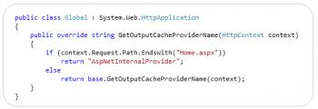 Расширения стандартного механизма кэширования в ASP.NET 4